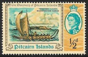 [17803] Pitcairn Island Mint Light Hinge