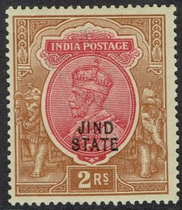 JIND STATE 1914 KGV 2R