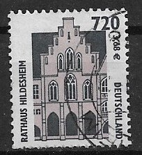 Germany used    1996  Rathaus Hildesheim