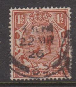 Great Britain Sc#189 Used