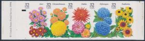 #2997a VAR FLOWERS UNEXPLODED BKLT MAJOR PERF SHIFT ERROR BS9065