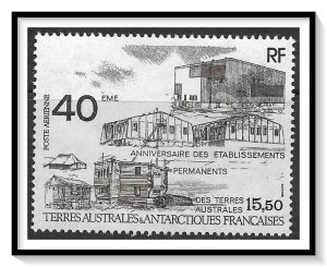 FSAT #C102 Airmail MNH