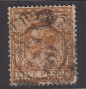 Great Britain Sc#194 Used
