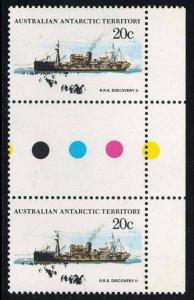 Australian Antarctic Territory Scott L43 Mint never hinged.