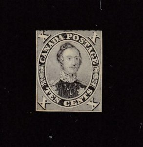 CANADA # 17c?? FVF-MLH 10cts PRINCE ALBERT IMPERF CAT VALUE $15,000???