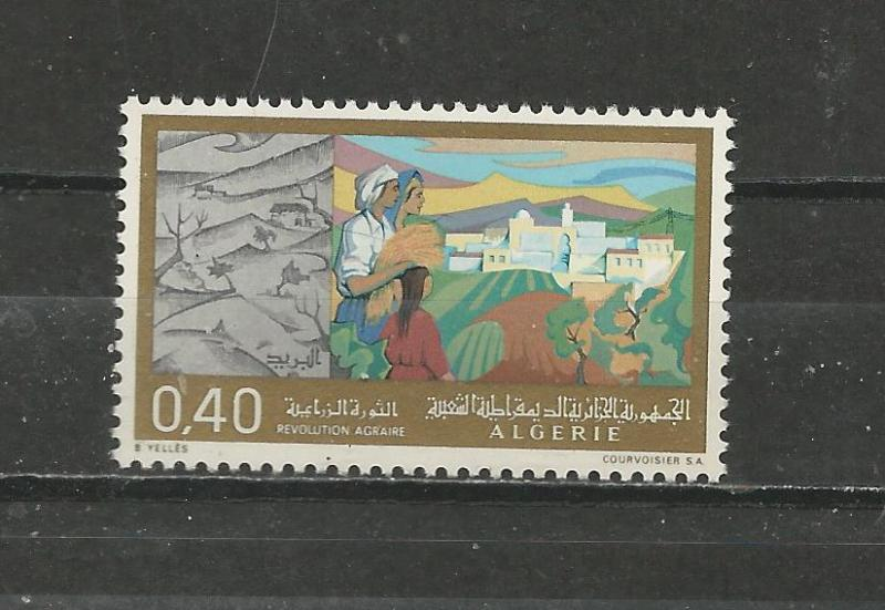 Algeria Scott catalogue # 501
