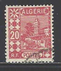 Algeria Sc # 40 used (RS)
