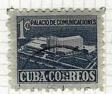CUBA #RA16, USED - 1952 - CUBA1092