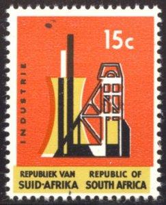 South Africa, Scott #339, Unused, Hinged