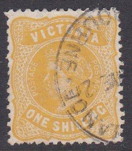 Victoria Sc #228 Used; Mi #155