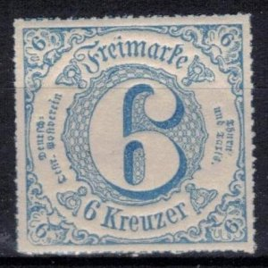 States - Thurn & Taxis - Scott 62 MNH (SP)