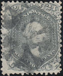 U.S. 99 Used F+VF (61219)