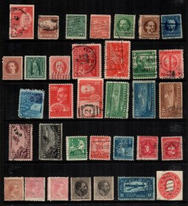 Cuba 32 different MH and used