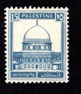 PALESTINE  SC# 76  FVF/MOG