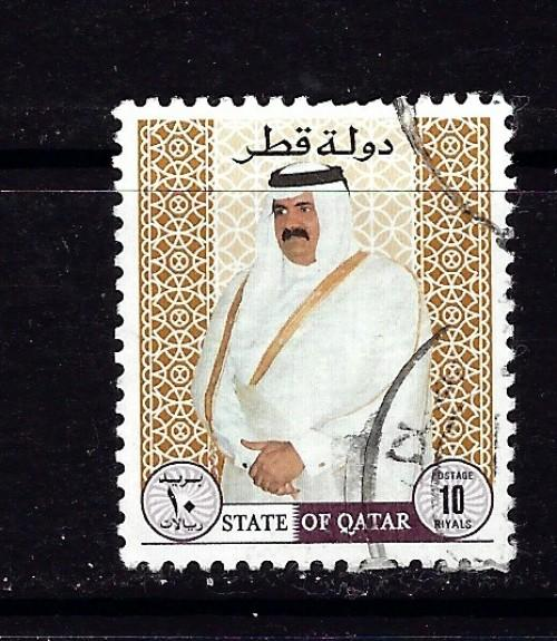 Qatar 889 Used 1996 issue