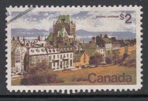 Canada 601 Used VF