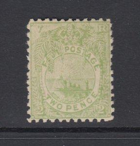 Fiji, Scott 56 (SG 89), MLH