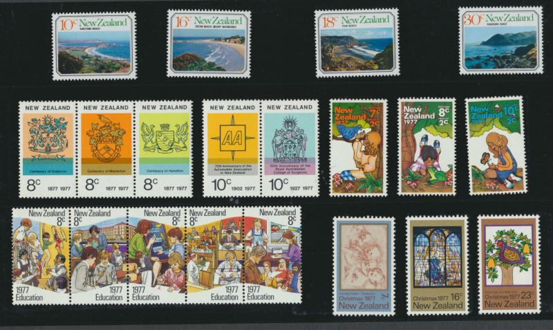 New Zealand 1977 Collectors pack - as new