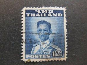 A5P17F68 Thailand Siam 1951-60 1b used