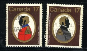 Can #819-20   -1  used VF 1979 PD