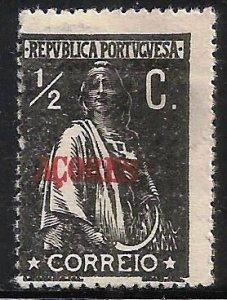 Azores 1917 Scott# 173 MH
