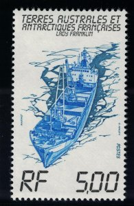 FSAT TAAF Lady Franklin Antarctic supply ship SG#181 MI#181