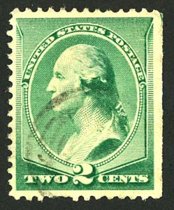 U.S. #213 USED THIN