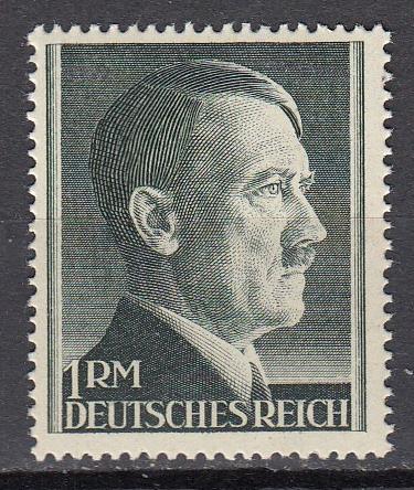 Germany - 1941 Hitler 1m Sc # 524 - MNH (915)