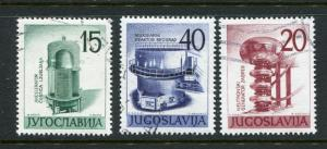 Yugoslavia #582-4 Used Accepting Best Offer