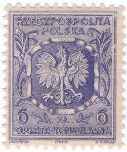 (I.B) Poland Revenue : Consular Service 6zt