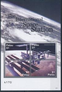 PALAU SHEET SPACE STATION