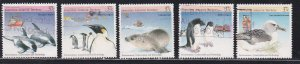 Australian Antarctic Territory # L76, Environmental Conservation, Used, 1/2 Cat.