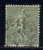 France Scott # 139, used