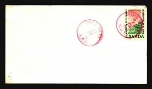 Canada - 3 1960s Polar Expedition Covers (II) - Z16033