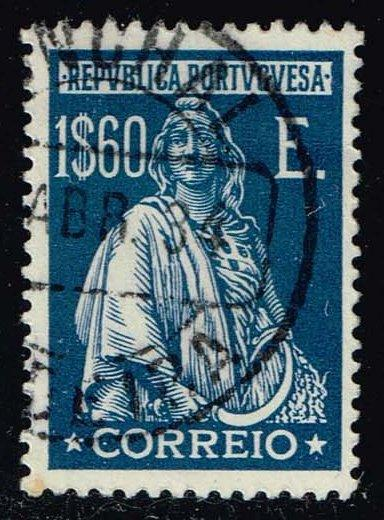 Portugal #416 Ceres; Used (0.55)