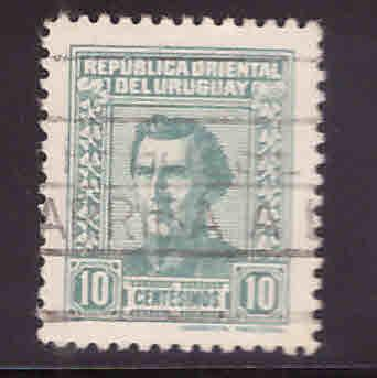 Uruguay Scott 510 used stamp