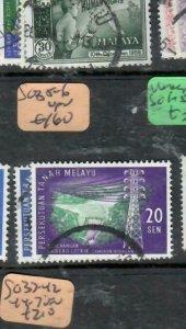 MALAYA  FEDERATION  (PP1311B)  SG  35-6    VFU