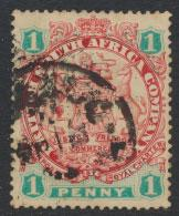 British South Africa Company / Rhodesia  SG 29 Used  see scans & details