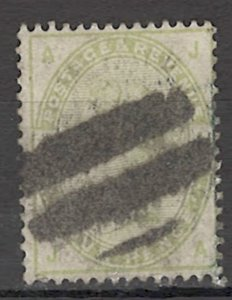 COLLECTION LOT OF # 1646 GREAT BRITAIN # 103 1884 CV= $210