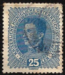 Austria 1917-1918 Scott# 170 Used