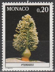 Monaco #1262 MNH (S1466)