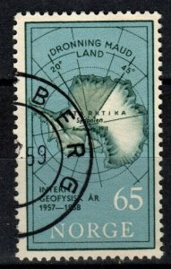 Norway #357  F-VF Used  (SU8648)