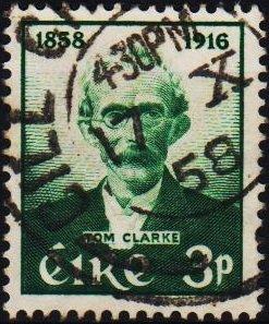 Ireland. 1958 3d S.G.172 Fine Used