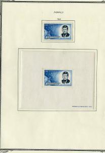 Monaco Scott # 596 Stamp Souvenir Sheet OG NH Rare