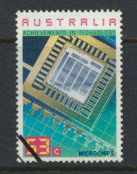 Australia SG 1083 Used PO Bureau Cancel