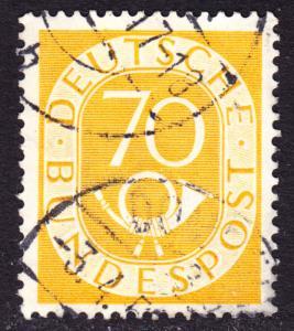 Germany Scott 683   F to VF postally used.