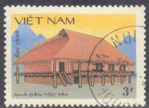 VIETNAM SC # 1652 **USED** 3d 1986   SEE SCAN