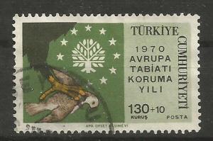 Turkey Scott #B134