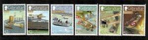 Gibraltar #1183-1188  MNH  Scott $16.00