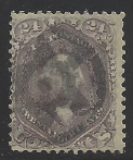 United States Scott # 70 Used